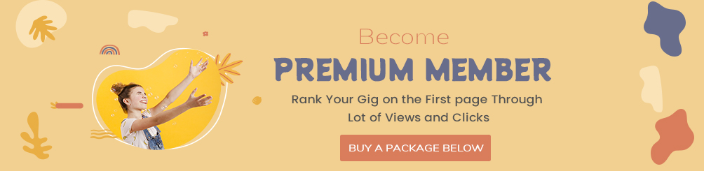 become a premium member on fiverrpromotion