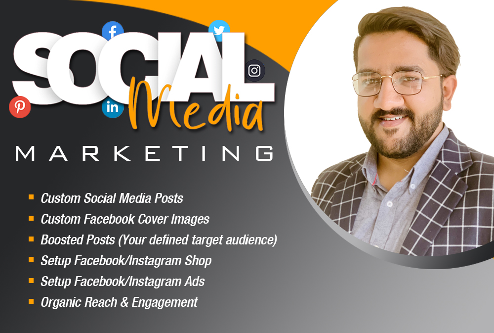 I will provide social media marketing for your business